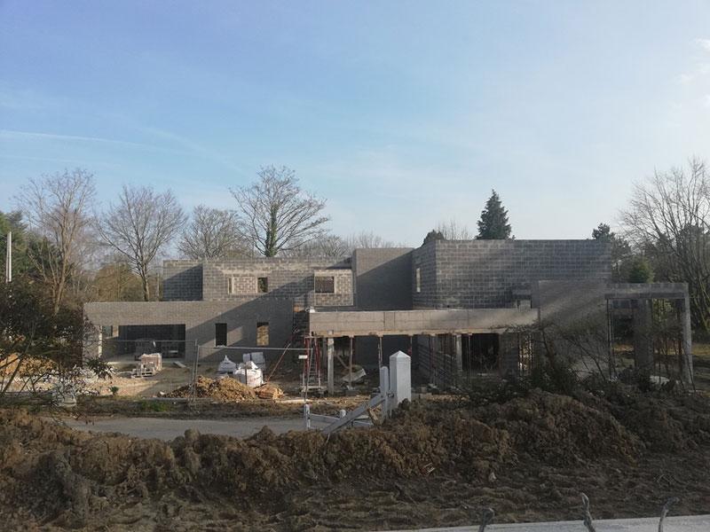projet maison contemporaine by 2MA Structure